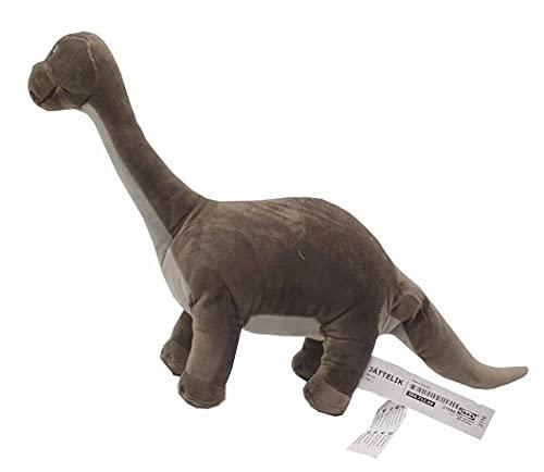 Ikea Jättelik Plüschtier, Dinosaurier, Brontosaurus, 55 cm