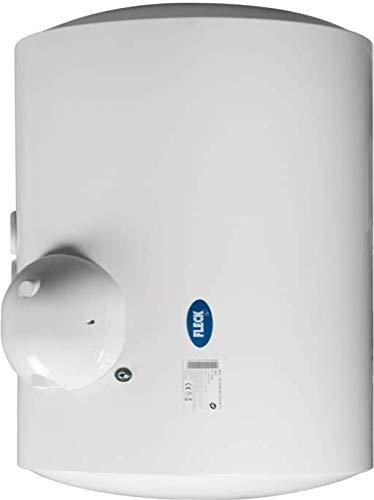 Fleck Grupo Ariston Termo Eléctrico 80 litros | Calentador de Agua Horizontal,...