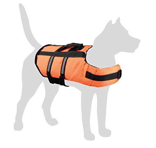 Karlie 503057 Hunde Schwimmweste, XS, orange