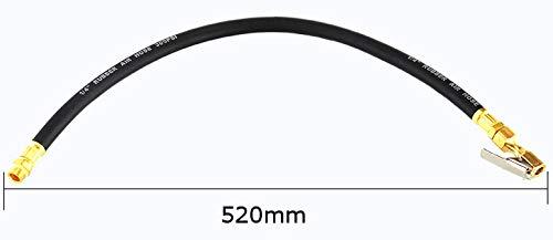 KEERZ Reifenfüllschlauch Ersatzschlauch 520mm
