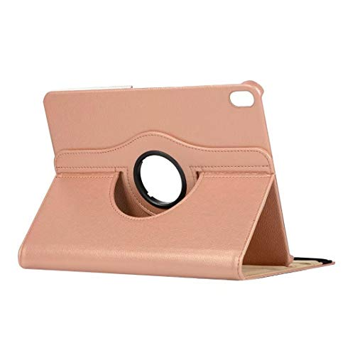 RZL PAD & TAB cases For IPad Pro 11 2020 IPad Pro 12.9 2020, 360 Rotating Cover for IPad 6th 7th Generation Air 2 10.2 2019 (Color : Rose Gold, Size : For iPad Mini 4 5)