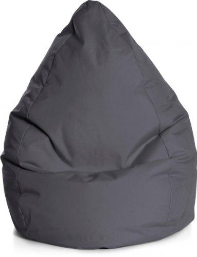 SITTING POINT only by MAGMA Sitzsack Brava Bean Bag XL ca. 220 Liter anthrazit