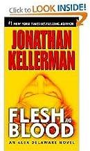 Jonathan Kellerman, Three Great Alex Delaware Novels, Flesh and Blood, Gone and Obsession