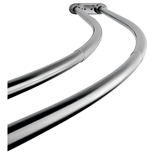 Kingston Brass CCD2171 Adjustable 60-Inch-72-Inch Double...