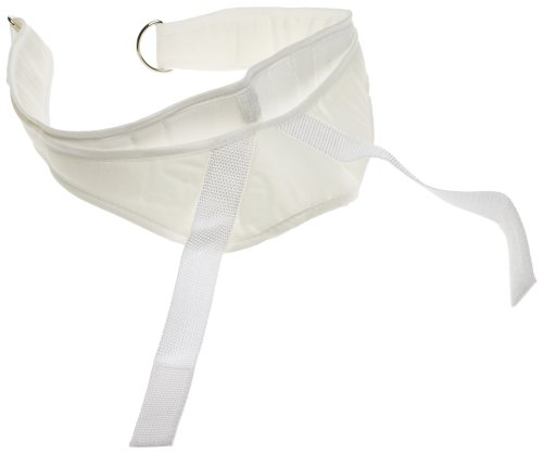 DMI Replacement Foam Padded Head Halter for Home Over-the-Door Cervical Traction Sets to Relieve Neck Pain, White