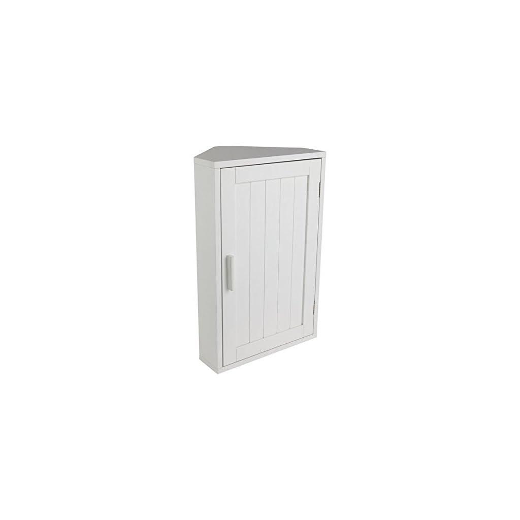 Meuble de salle de bain en bois de qualité supérieure, blanc