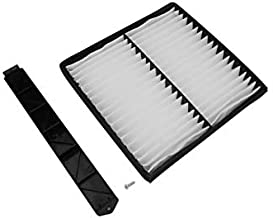 Cabin Air Filter Retrofit Kit - Compatible with Chevy, Cadillac and GMC Vehicles - Silverado, Sierra, Yukon, Tahoe, Suburban, Avalanche, Escalade - Replaces 259-200, 22759203, 103948, 22759208