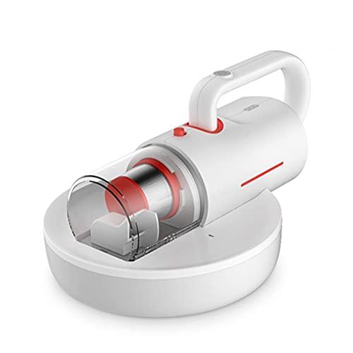 YANXS UV-Licht Matratzenstaubsauger Milbensauger Handstaubsauger 12000Pa 350W Leistungsstark 400ML Matratzenreiniger Zyklonsystem Hepa-Filter Allergiker Bett Sofa