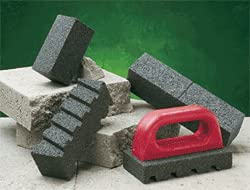 United Abrasives 25040 - Honing Stone, Silicon Carbide, Coarse, Grit Number: 24, Overall Length: 6', Overall Width: 3'