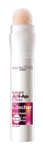 Maybelline New York Instant Anti-Age Der Löscher Dunkle Flecken 22 Sand, 7 ml