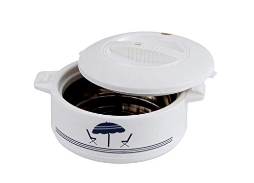 Cello Chef Deluxe Hot-Pot Insulated Casserole Food Warmer/Cooler, 7.5-Liter