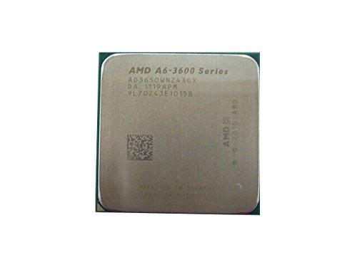 AMD APU A6–36502.6Ghz Quad Core CPU Prozessor Sockel FM1905-pin (ad3650wnz43gx) Radeon HD6530D