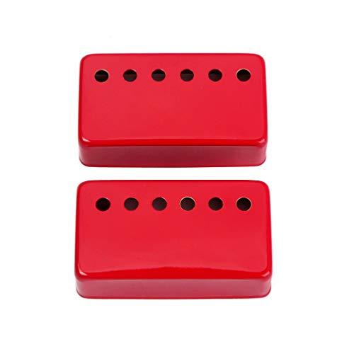 SUPVOX 2pcs pastilla de guitarra cubierta humbucker pastilla del mástil de la...