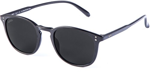MSTRDS Unisex Arthur Sonnenbrille, Schwarz (Black/Grey 5144), (Herstellergröße: one Size)
