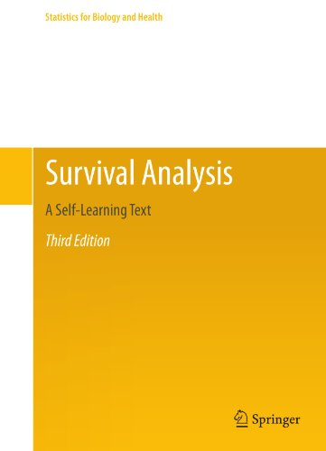 Survival Analysis: A Self-Learning Text, Third Edition (Statistics for Biology and Health) (English Edition)