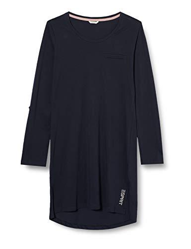ESPRIT Bodywear Mädchen Gwen CAS NW OCS Nightshirt Nachthemd, 401/NAVY 2, 36