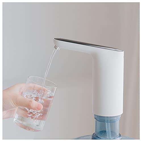 LXLTL Dispensador Agua para Garrafas, Dosificador Eléctrico Automático Extraíble Recargable USB Botellas...
