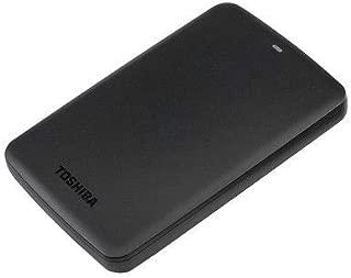 HDD Externo Portatil Toshiba Canvio Basics 500GB - HDTB405XK3AA