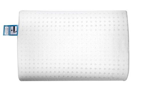 Yanis Latex Plus Contour Dunlop - Almohada de látex