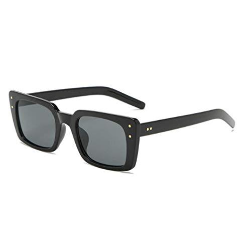 YHHZW Gafas De Sol Mujer Marco Pequeño Gafas De Sol Cuadradas Lady Sunglass Shades Eyewear