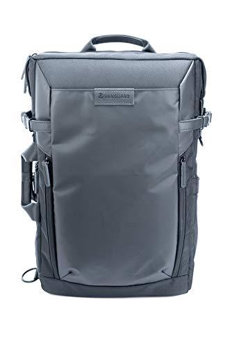 Vanguard Veo Select 49BK - Mochila y Bolso 2 en 1, para Uso Fotográfico y Diario, Color Negro, l