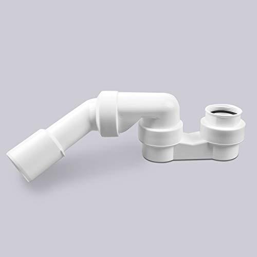 MELI Siphon Geruchsverschluss für Ablauf,Badewanne und Dusche von guter Qualität: Made in Germany