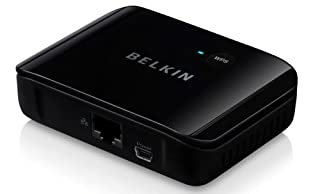 Belkin Universal Wireless HDTV Adapter (Discontinued by Manufacturer) (B005O88CUS) | Amazon price tracker / tracking, Amazon price history charts, Amazon price watches, Amazon price drop alerts