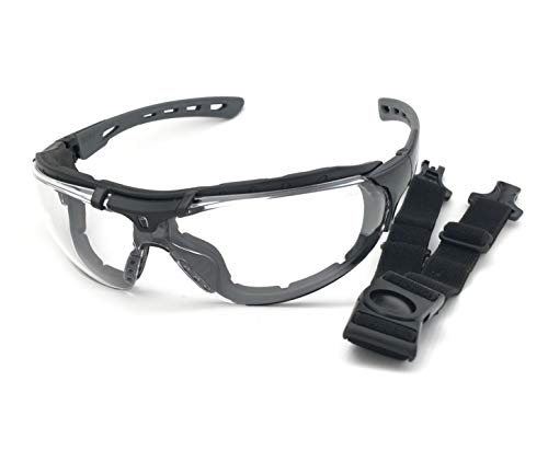 Óculos SOL Proteção ESPORTIVO STEELFLEX ROMA INCOLOR Esportivo AIRSOFT Teste Balístico Paintball Resistente A Impacto Ciclismo VOLEY FUTVOLEY ESPORTES DE AVENTURA