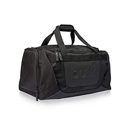 Bulk Everyday Sports Gym Bag, Holdall, Sporttasche, Schwarz
