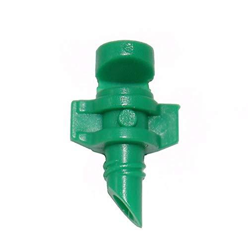 Portatile 20 ugelli rifrattori Multi-Angolo for orto e atomizzatori spruzzo irrigazione Pacile da Usare (Color : Green)
