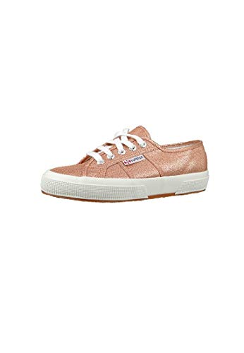 Superga Damen 2750-lamew Gymnastikschuhe, Pink (rose gold), 38 EU