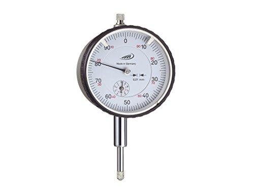 HELIOS-PREISSER 0701103 Messuhr mit Durchmesser 58 mm, 10 mm
