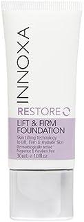 Innoxa Lift & Firm Liquid Foundation Natural Coverage Face Makeup - Natural Tan