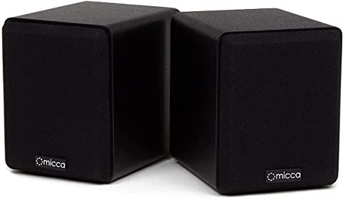 Micca COVO-S Best Mini Tower Speakers Under 1000