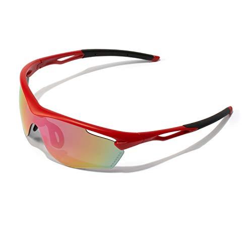 HAWKERS · TRAINING · Red Nebula · Gafas de sol para hombre y mujer