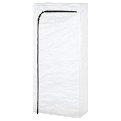 IKEA Hyllis - Funda transparente para interiores y exteriores (804.302.04, tamaño 23, 5/8 x 10, 5/8 x 55 1/8 pulgadas)