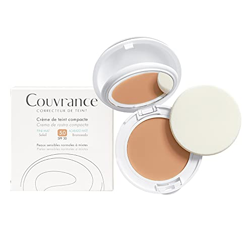 maquillaje couvrance fabricante Avene