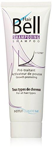 Veana Claude Bell Champú Hairbell - Crecimiento Del Cabello Acelerador, 1Er Pack (1 X 250 Ml)