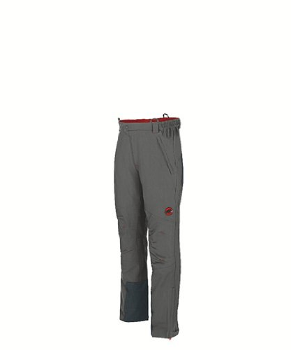 Mammut Base-Jump Pants Smoke/Carbon 54