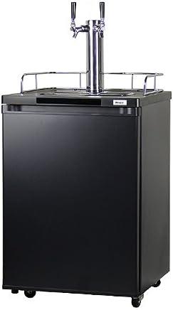 Kegco HBK209B-2 Keg Dispenser
