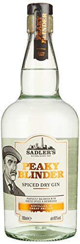 Peaky Blinder Spiced Dry Gin 0,7l - 40%