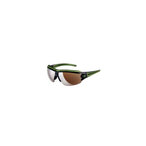 adidas evil Eye halfrim Pro L - Gafas de ciclismo, color negro y verde