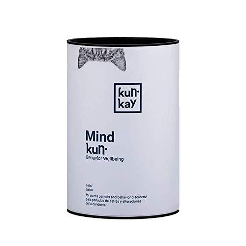 KUNKAY Mindkun Gatos - 280 g   Suplemento para el estrés y la ansiedad