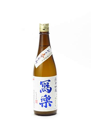 寫樂(写楽) 純米吟醸 おりがらみ参 生酒 720ml
