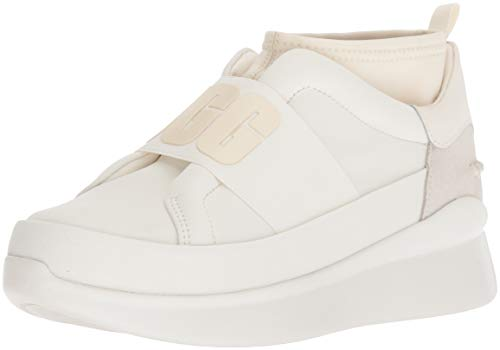 UGG Female Neutra Sneaker Shoe, Coconut Milk, 6 (UK)