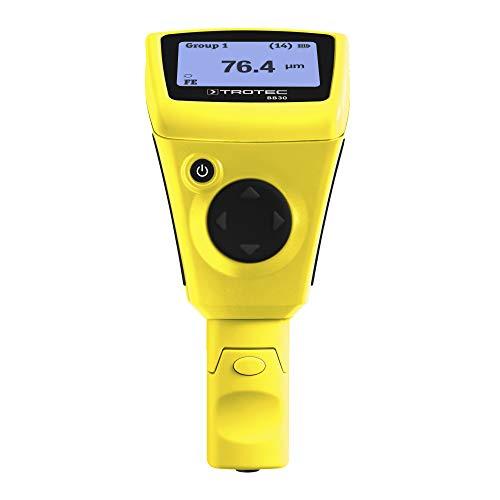 TROTEC Schichtdickenmessgerät BB30 zum Messen von Farben, Lacken UVM.