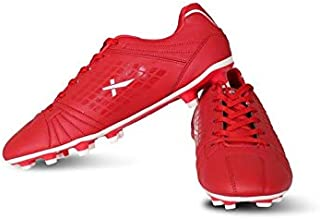 Vector X Velocity Football Shoes (Red-White)