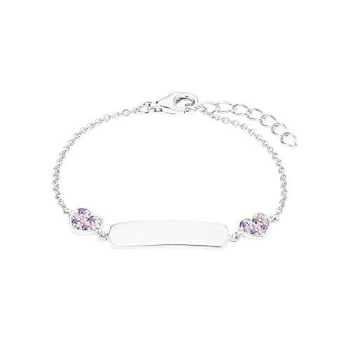 Prinzessin Lillifee Silber-Armband für Kinder 2027208