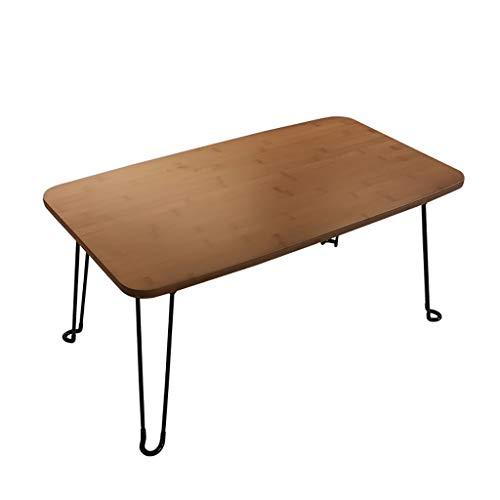 SH-tables Mesa Plegable, Mesa De Computadora, Mesa De Comedor, Mesa De Centro, Mesa De Estudio, Mesa De Picnic Portátil, para Hogar, Dormitorio, Al Aire Libre (Size : 120x60×43cm)