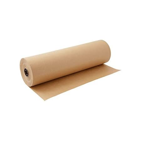 Wrapping Paper  70//90gsm 700//900mm x 1150mm Strong  Pure Kraft Brown Packing